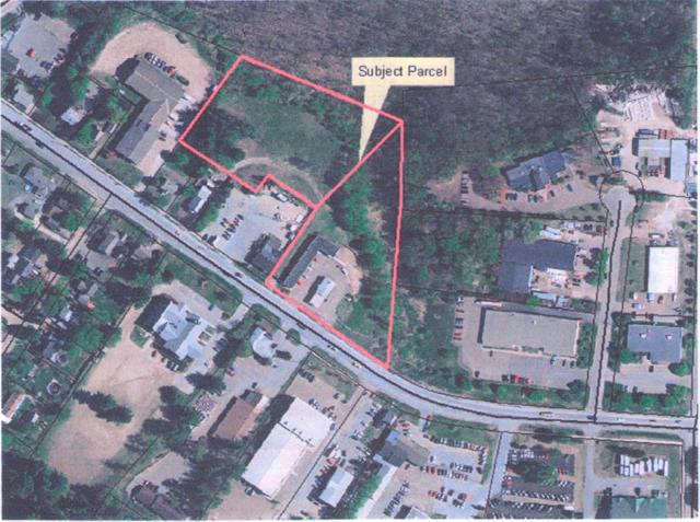 South Burlington Williston Road Commercial Development Opportunity